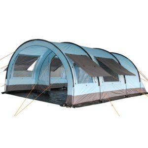 Zwei-Kabinen-Zelte